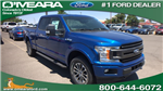 2018 F-150 SuperCrew Cab 4x4,  Pickup #JFD43338 - photo 1
