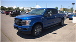 2018 F-150 SuperCrew Cab 4x4,  Pickup #JFD43338 - photo 4