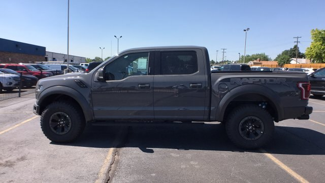 2018 F-150 SuperCrew Cab 4x4,  Pickup #JFD43340 - photo 5
