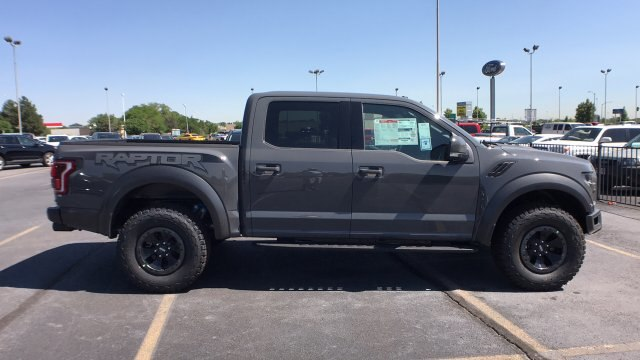 2018 F-150 SuperCrew Cab 4x4,  Pickup #JFD43340 - photo 8