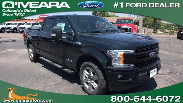 2018 F-150 SuperCrew Cab 4x4,  Pickup #JFD52620 - photo 1