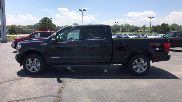 2018 F-150 SuperCrew Cab 4x4,  Pickup #JFD52620 - photo 5