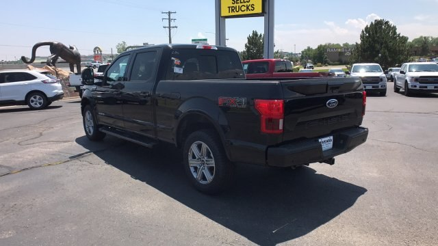 2018 F-150 SuperCrew Cab 4x4,  Pickup #JFD52620 - photo 6