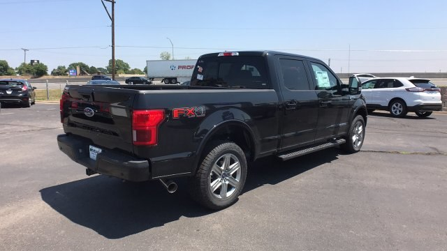 2018 F-150 SuperCrew Cab 4x4,  Pickup #JFD52620 - photo 2