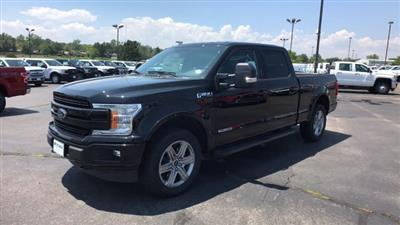 2018 F-150 SuperCrew Cab 4x4,  Pickup #JFD52620 - photo 4