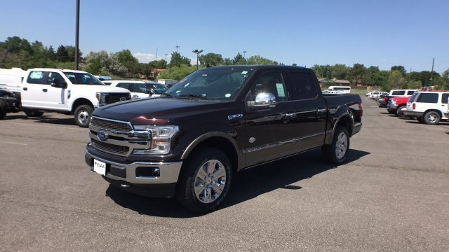 2018 F-150 SuperCrew Cab 4x4,  Pickup #JFD52621 - photo 4