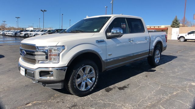 2018 F-150 SuperCrew Cab 4x4,  Pickup #JFD88709 - photo 3