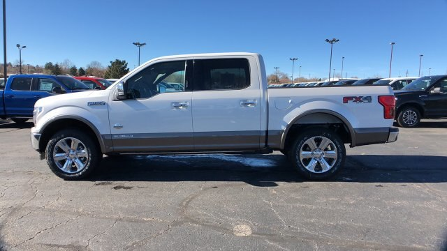 2018 F-150 SuperCrew Cab 4x4,  Pickup #JFD88709 - photo 2