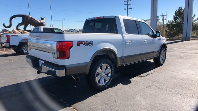 2018 F-150 SuperCrew Cab 4x4,  Pickup #JFD88709 - photo 6