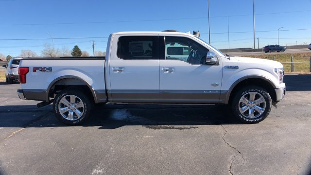 2018 F-150 SuperCrew Cab 4x4,  Pickup #JFD88709 - photo 7
