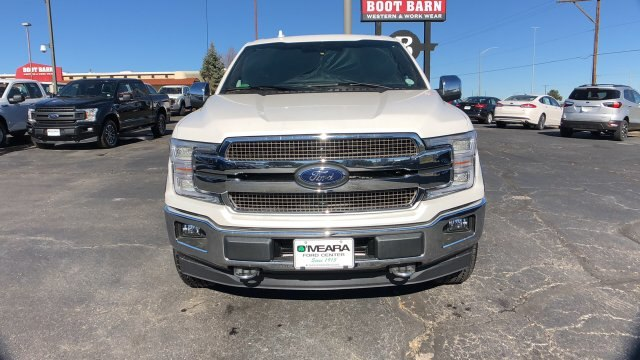 2018 F-150 SuperCrew Cab 4x4,  Pickup #JFD88709 - photo 8