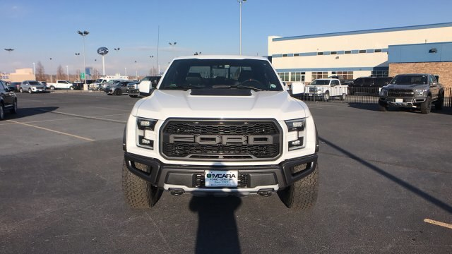 2018 F-150 SuperCrew Cab 4x4,  Pickup #JFE47464 - photo 3
