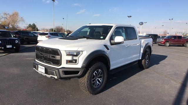 2018 F-150 SuperCrew Cab 4x4,  Pickup #JFE47464 - photo 4