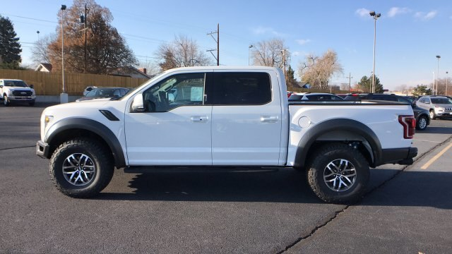 2018 F-150 SuperCrew Cab 4x4,  Pickup #JFE47464 - photo 5