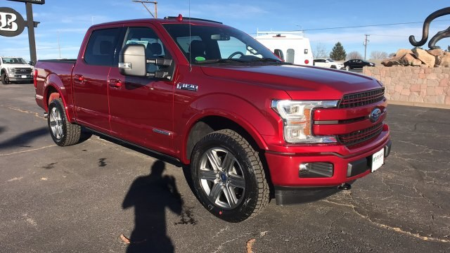 2018 F-150 SuperCrew Cab 4x4,  Pickup #JFE71030 - photo 8