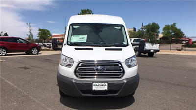 2018 Transit 350 Med Roof 4x2,  Empty Cargo Van #JKA23306 - photo 3