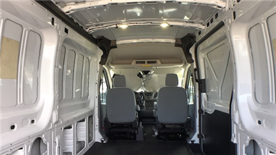 2018 Transit 350 Med Roof 4x2,  Empty Cargo Van #JKA23306 - photo 22