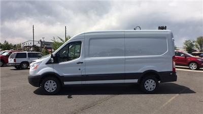 2018 Transit 350 Med Roof 4x2,  Empty Cargo Van #JKA23306 - photo 5