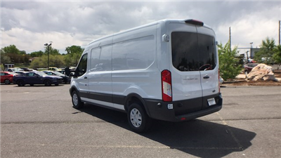 2018 Transit 350 Med Roof 4x2,  Empty Cargo Van #JKA23306 - photo 6