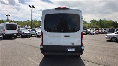 2018 Transit 350 Med Roof 4x2,  Empty Cargo Van #JKA23306 - photo 7