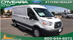 2018 Transit 350 Med Roof 4x2,  Empty Cargo Van #JKA23306 - photo 1
