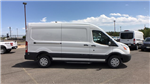 2018 Transit 350 Med Roof 4x2,  Empty Cargo Van #JKA23306 - photo 9