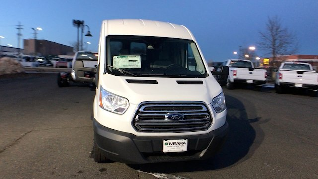 2018 Transit 350 Med Roof 4x2,  Empty Cargo Van #JKA23307 - photo 3