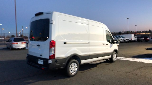 2018 Transit 350 Med Roof 4x2,  Empty Cargo Van #JKA23307 - photo 8