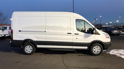 2018 Transit 350 Med Roof 4x2,  Empty Cargo Van #JKA23307 - photo 9