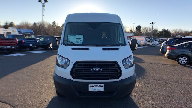 2018 Transit 250 Med Roof, Cargo Van #JKA28910 - photo 3