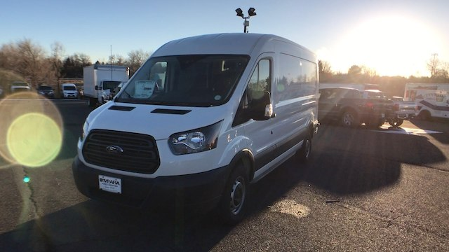2018 Transit 250 Med Roof, Cargo Van #JKA28910 - photo 4
