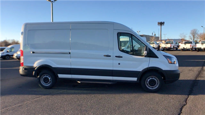 2018 Transit 250 Med Roof, Cargo Van #JKA28910 - photo 9