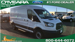 2018 Transit 250 Med Roof, Cargo Van #JKA28910 - photo 1
