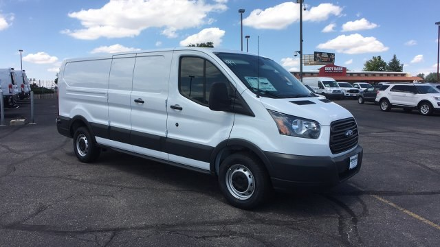 2018 Transit 350 Low Roof 4x2,  Empty Cargo Van #JKA95821 - photo 9