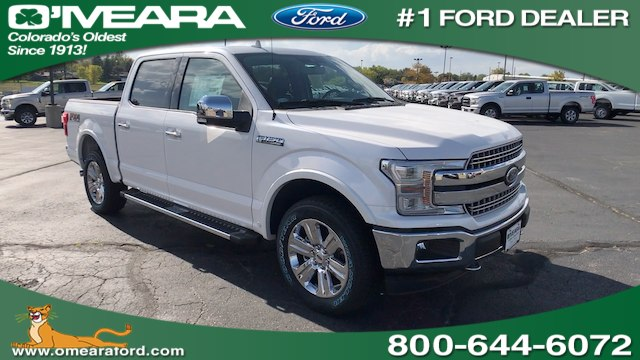 2018 F-150 Crew Cab 4x4, Pickup #JKC03226 - photo 1
