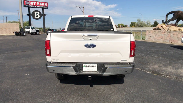 2018 F-150 Crew Cab 4x4, Pickup #JKC03226 - photo 6