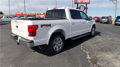 2018 F-150 Crew Cab 4x4, Pickup #JKC03226 - photo 2