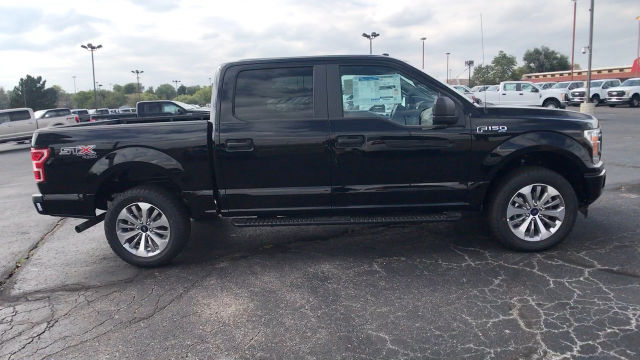2018 F-150 Crew Cab 4x4 Pickup #JKC09228 - photo 9