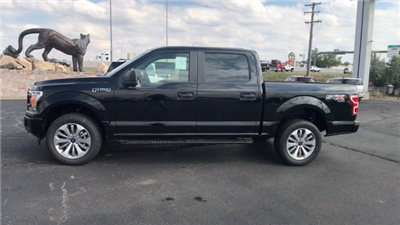 2018 F-150 Crew Cab 4x4 Pickup #JKC09228 - photo 5