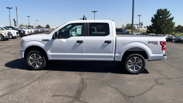 2018 F-150 Crew Cab 4x4, Pickup #JKC09231 - photo 5