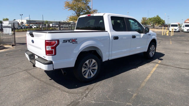 2018 F-150 Crew Cab 4x4, Pickup #JKC09231 - photo 2