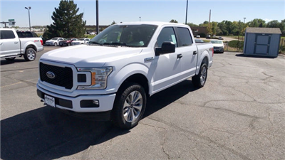 2018 F-150 Crew Cab 4x4, Pickup #JKC09231 - photo 4