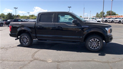 2018 F-150 Crew Cab 4x4 Pickup #JKC09234 - photo 9