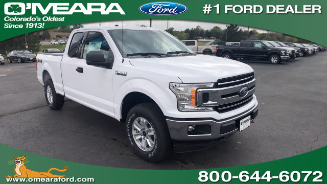 2018 F-150 Super Cab 4x4 Pickup #JKC23891 - photo 1