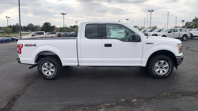 2018 F-150 Super Cab 4x4 Pickup #JKC23891 - photo 10