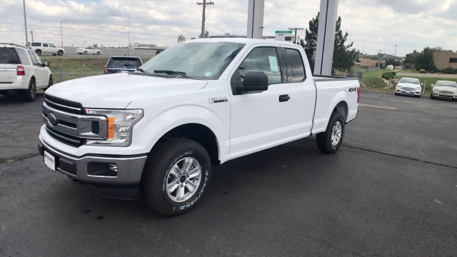 2018 F-150 Super Cab 4x4 Pickup #JKC23891 - photo 4