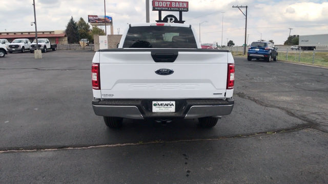 2018 F-150 Super Cab 4x4 Pickup #JKC23891 - photo 8