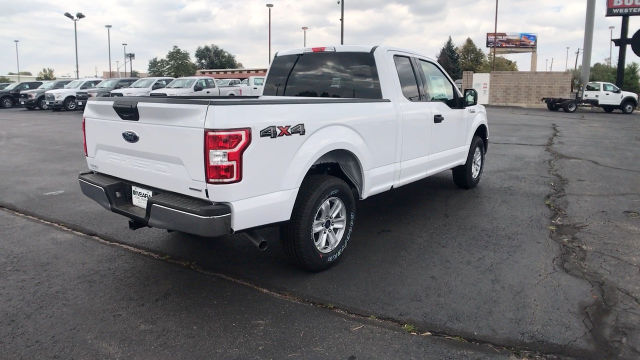 2018 F-150 Super Cab 4x4 Pickup #JKC23891 - photo 2