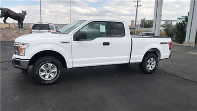 2018 F-150 Super Cab 4x4 Pickup #JKC23891 - photo 5