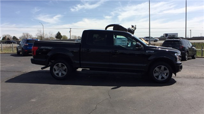 2018 F-150 SuperCrew Cab 4x4,  Pickup #JKC24146 - photo 7